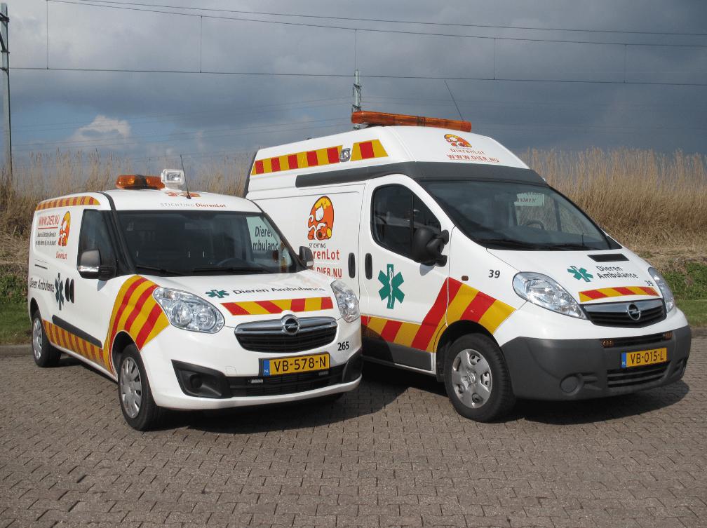 dieren ambulance