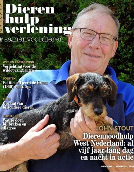 Jaargang 2, uitgave 4 - oktober 2020