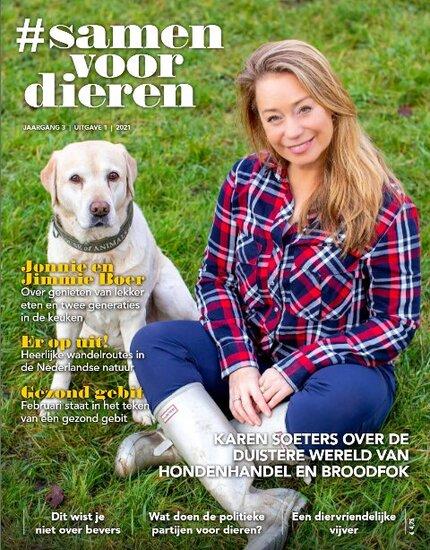Jaargang 3, uitgave 1 - januari 2021