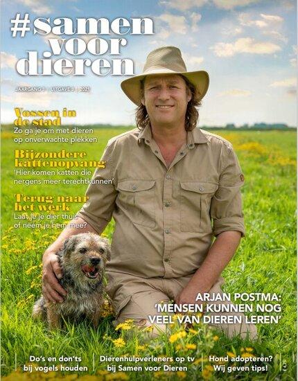 Jaargang 3, uitgave 3 - september 2021