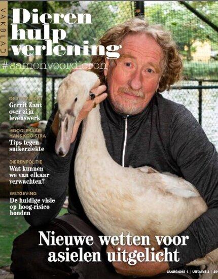Jaargang 1, uitgave 2 - oktober 2019