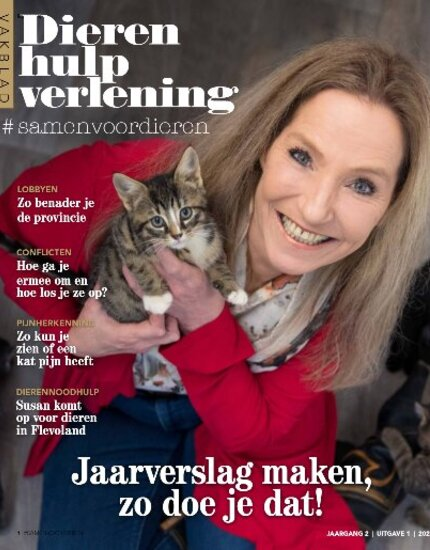 Jaargang 2, uitgave 1 - januari 2020
