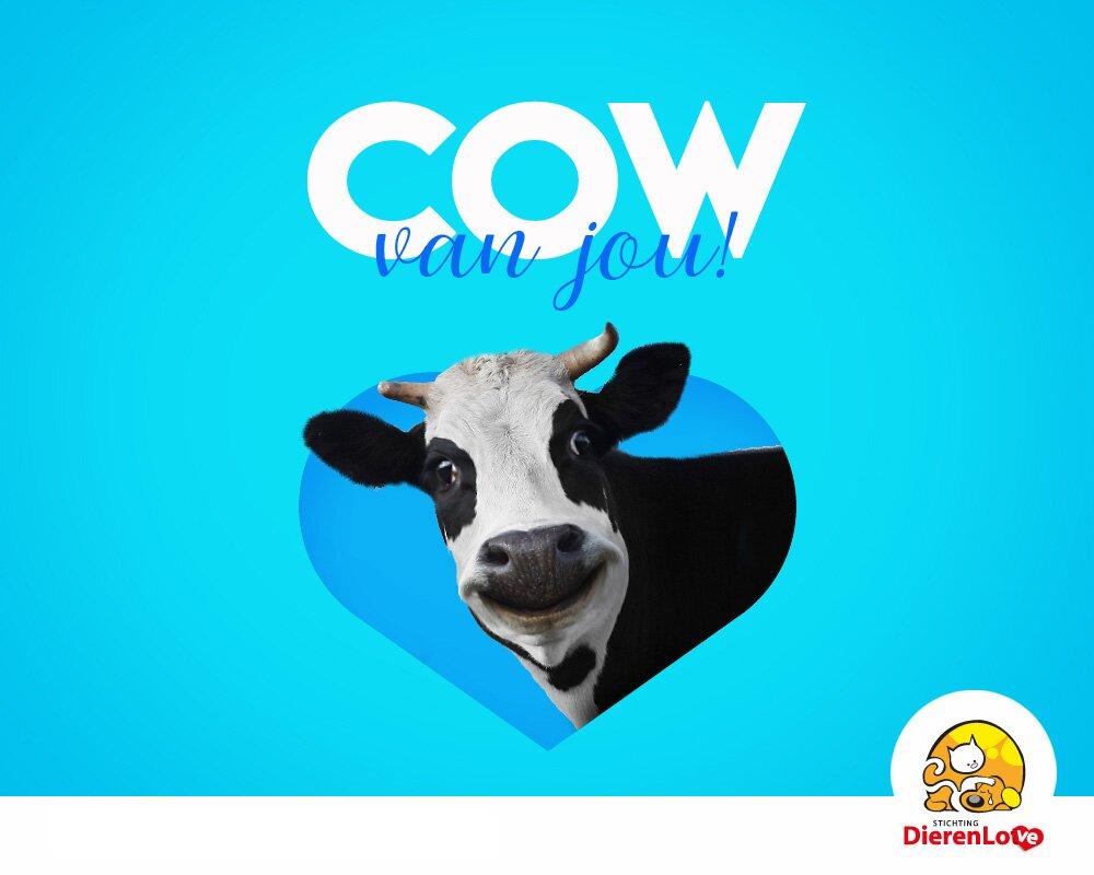Cow van jou!