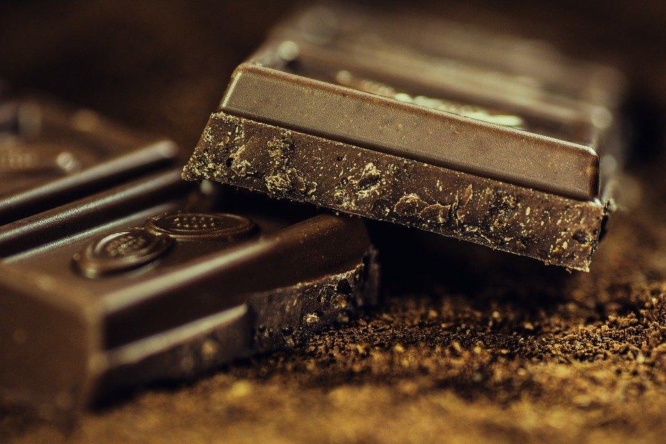 Vergiftiging door chocolade
