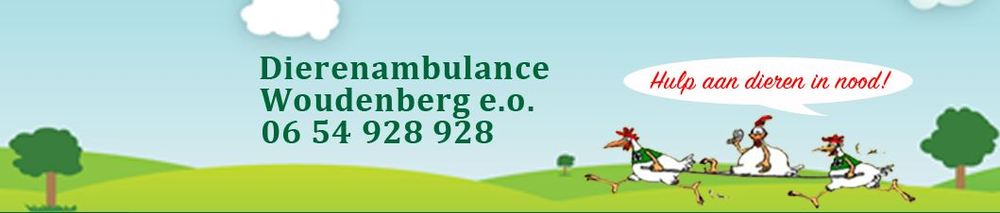 Stg. Dierenambulance  Woudenberg e.o.
