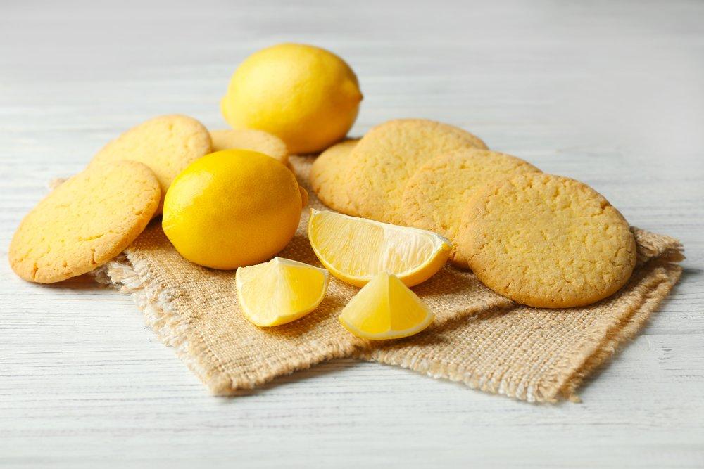 Super citroenkoekjes